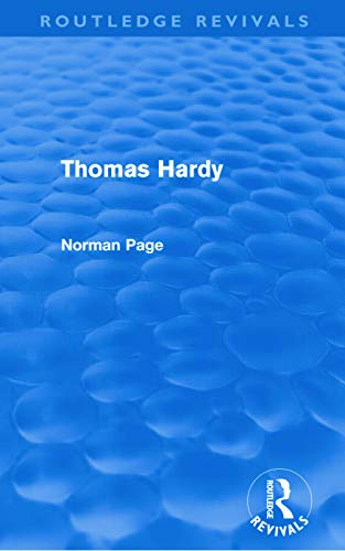 9780415678261: Thomas Hardy (Routledge Revivals)