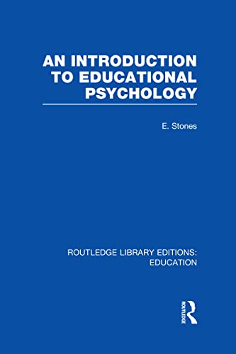 9780415678445: An Introduction to Educational Psychology (Routledge Library Editions: Education)