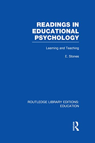 9780415678452: Readings in Educational Psychology