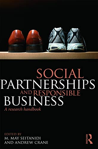 9780415678636: Social Partnerships and Responsible Business: A Research Handbook
