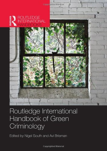 9780415678827: Routledge International Handbook of Green Criminology (Routledge International Handbooks)