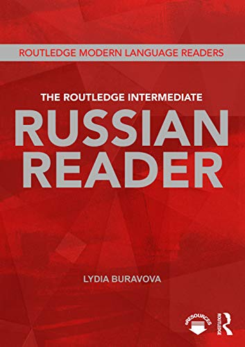 9780415678872: The Routledge Intermediate Russian Reader (Routledge Modern Language Read)