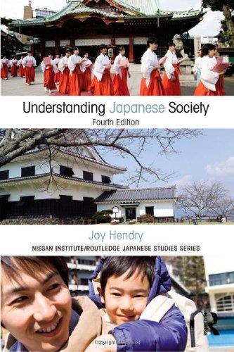 9780415679138: Understanding Japanese Society (Nissan Institute/Routledge Japanese Studies)