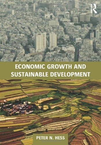 9780415679480: Economic Growth and Sustainable Development (Routledge Textbooks in Environmental and Agricultural Economics)