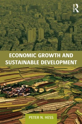 9780415679497: Economic Growth and Sustainable Development (Routledge Textbooks in Environmental and Agricultural Economics)