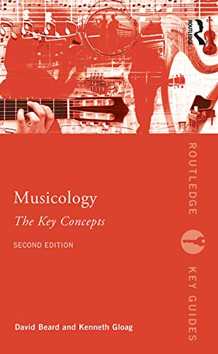 9780415679688: Musicology: The Key Concepts (Routledge Key Guides)