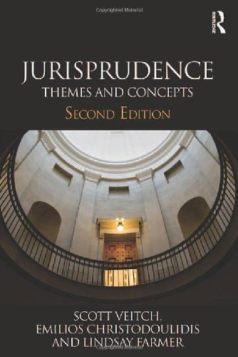 9780415679725: Jurisprudence: Themes and Concepts