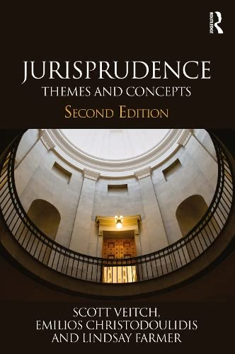 9780415679824: JURISPRUDENCE THEMES AND CONCEPTS- SECOND EDITION