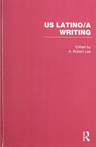 U.S. Latino/a Writing (Hardback)