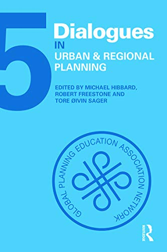 9780415680776: Dialogues in Urban and Regional Planning: Volume 5