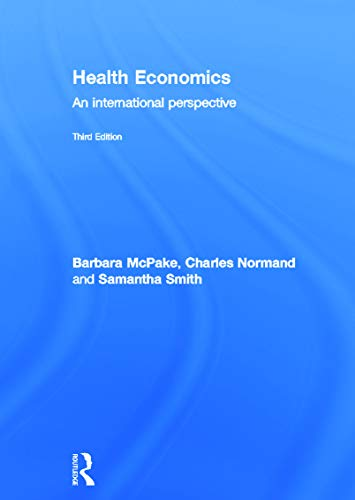 9780415680868: Health Economics: An International Perspective