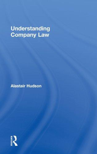 9780415682176: Understanding Company Law