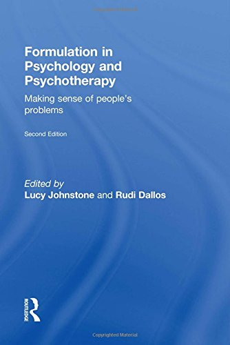 9780415682305: Formulation in Psychology and Psychotherapy: Making sense of people's problems