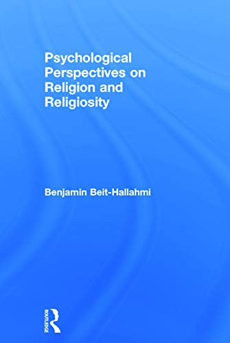 9780415682862: Psychological Perspectives on Religion and Religiosity