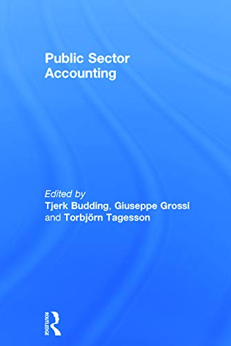9780415683142: Public Sector Accounting