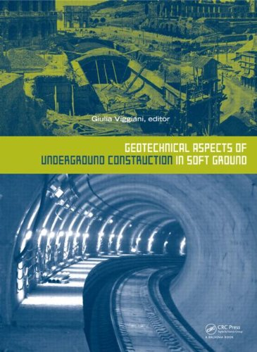 Geotechnical Aspects of Underground Construction in Soft Ground (Mixed media product)