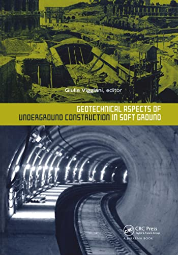 9780415683678: Geotechnical Aspects of Underground Construction in Soft Ground