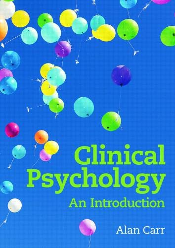 9780415683975: Clinical Psychology: An Introduction