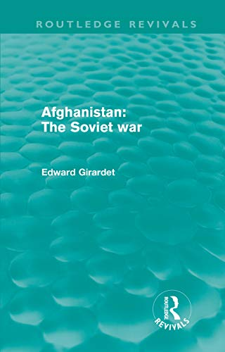 9780415684804: Afghanistan: The Soviet War (Routledge Revivals)