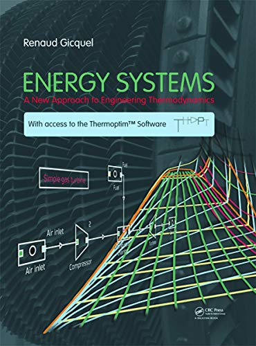 9780415685009: Energy Systems: A New Approach to Engineering Thermodynamics