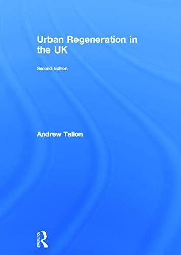9780415685023: Urban Regeneration in the UK