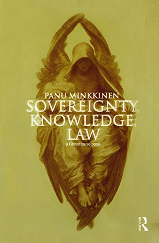 9780415685252: Sovereignty, Knowledge, Law