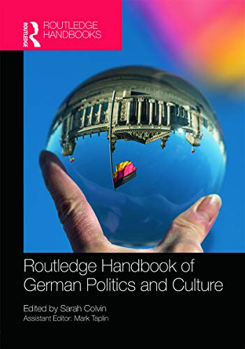 9780415686860: The Routledge Handbook of German Politics & Culture