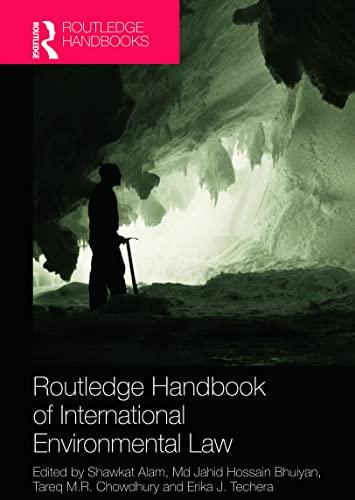 9780415687171: Routledge Handbook of International Environmental Law (Routledge Handbooks)