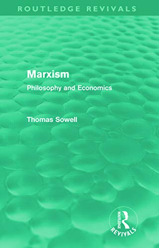 9780415687898: Marxism (Routledge Revivals): Philosophy and Economics