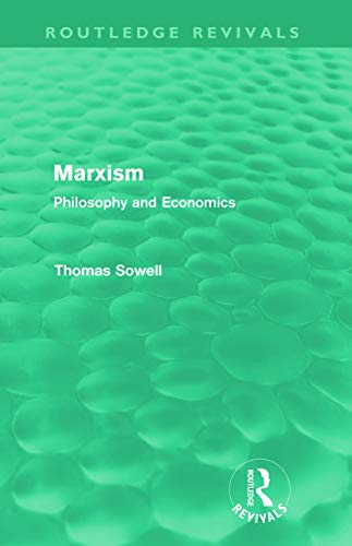 9780415688031: Marxism (Routledge Revivals): Philosophy and Economics