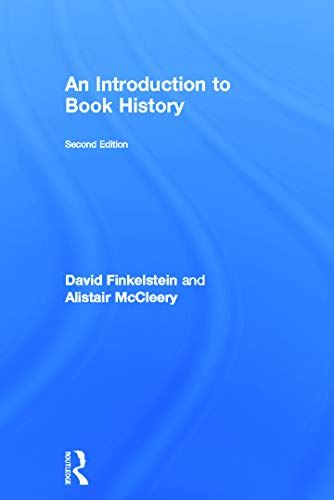 9780415688055: Introduction to Book History