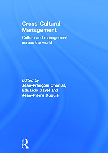 9780415688161: Cross-Cultural Management: Culture and Management across the World
