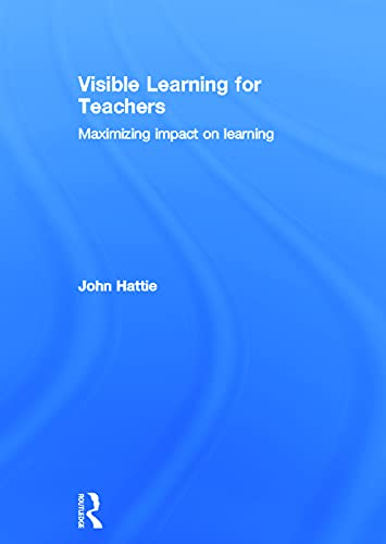 9780415690140: Visible Learning for Teachers: Maximizing Impact on Learning