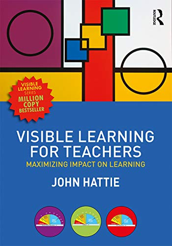 9780415690157: Visible Learning for Teachers: Maximizing Impact on Learning