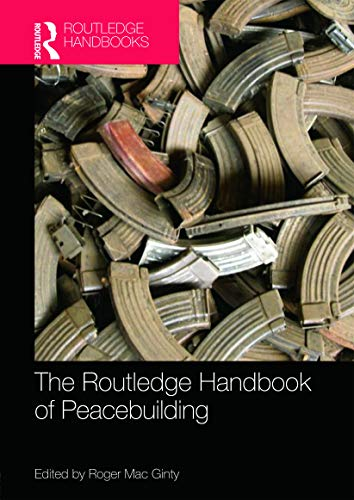 9780415690195: Routledge Handbook of Peacebuilding (Routledge Handbooks (Hardcover))