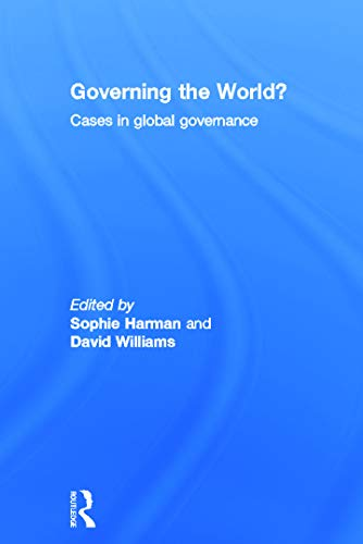 9780415690409: Governing the World?: Cases in Global Governance