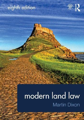 9780415690546: Modern Land Law (Volume 1)