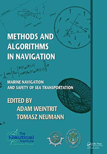 9780415691147: Methods and Algorithms in Navigation: Marine Navigation and Safety of Sea Transportation