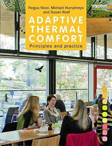 9780415691598: Adaptive Thermal Comfort: Principles and Practice