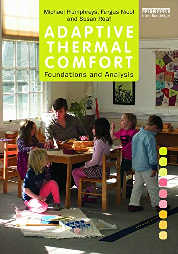 9780415691611: Adaptive Thermal Comfort: Foundations and Analysis