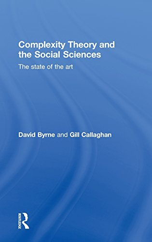 9780415693677: Complexity Theory and the Social Sciences: The state of the art
