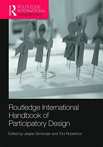 9780415694407: Routledge International Handbook of Participatory Design