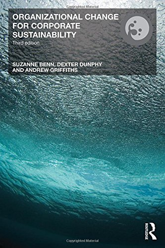 9780415695480: Organizational Change for Corporate Sustainability (Routledge Studies in Organizational Change & Development)