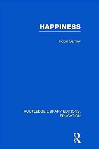 9780415695817: Happiness (RLE Edu K)