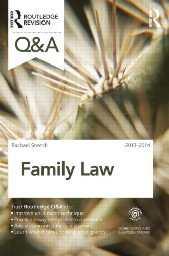 9780415695916: Q&A Family Law 2013-2014 (Questions and Answers)