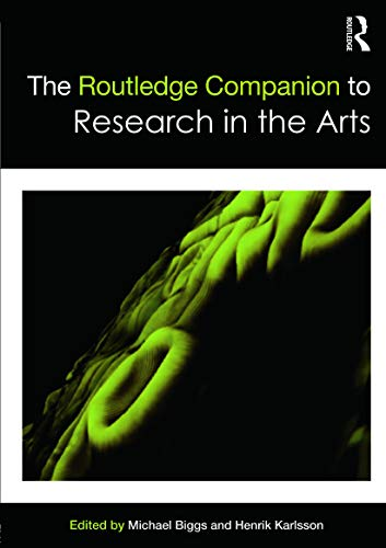 9780415697941: The Routledge Companion to Research in the Arts (Routledge Companions (Paperback))