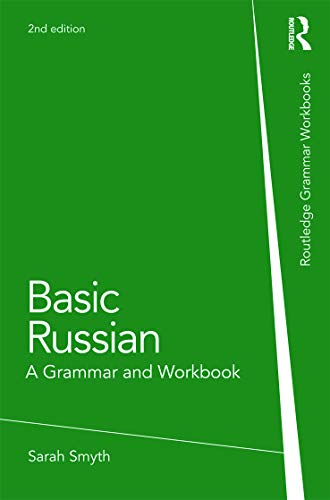 9780415698269: Basic Russian: A Grammar and Workbook