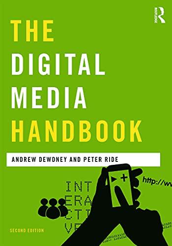 9780415699914: The Digital Media Handbook