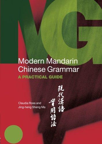 9780415700108: Modern Mandarin Chinese Grammar (Modern Grammars)