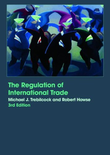 9780415700337: The Regulation of International Trade, 3rd Edition